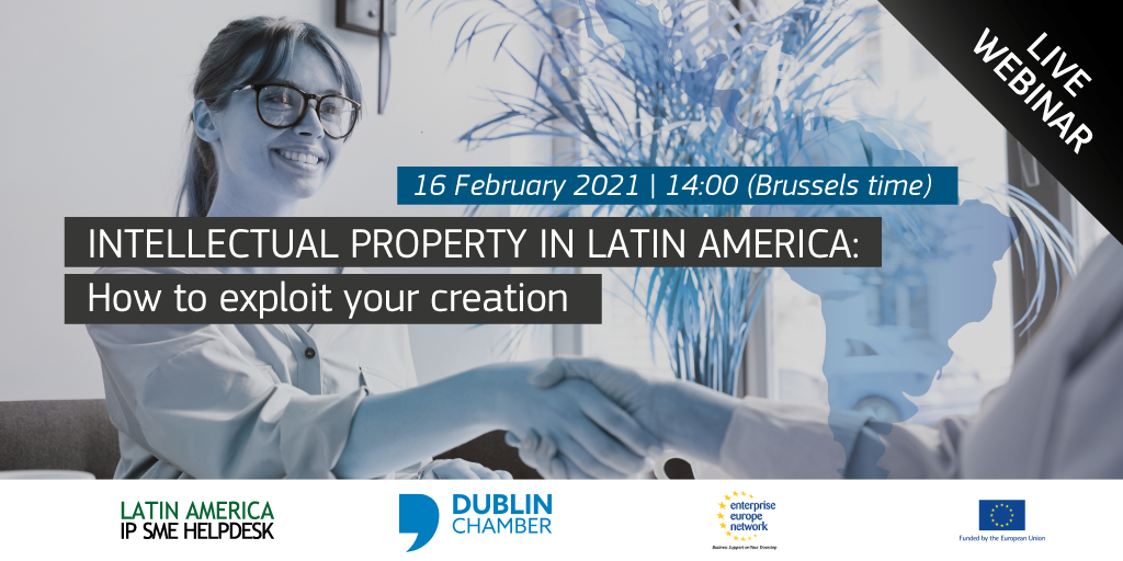 Intellectual Property in Latin America: how to exploit your creations