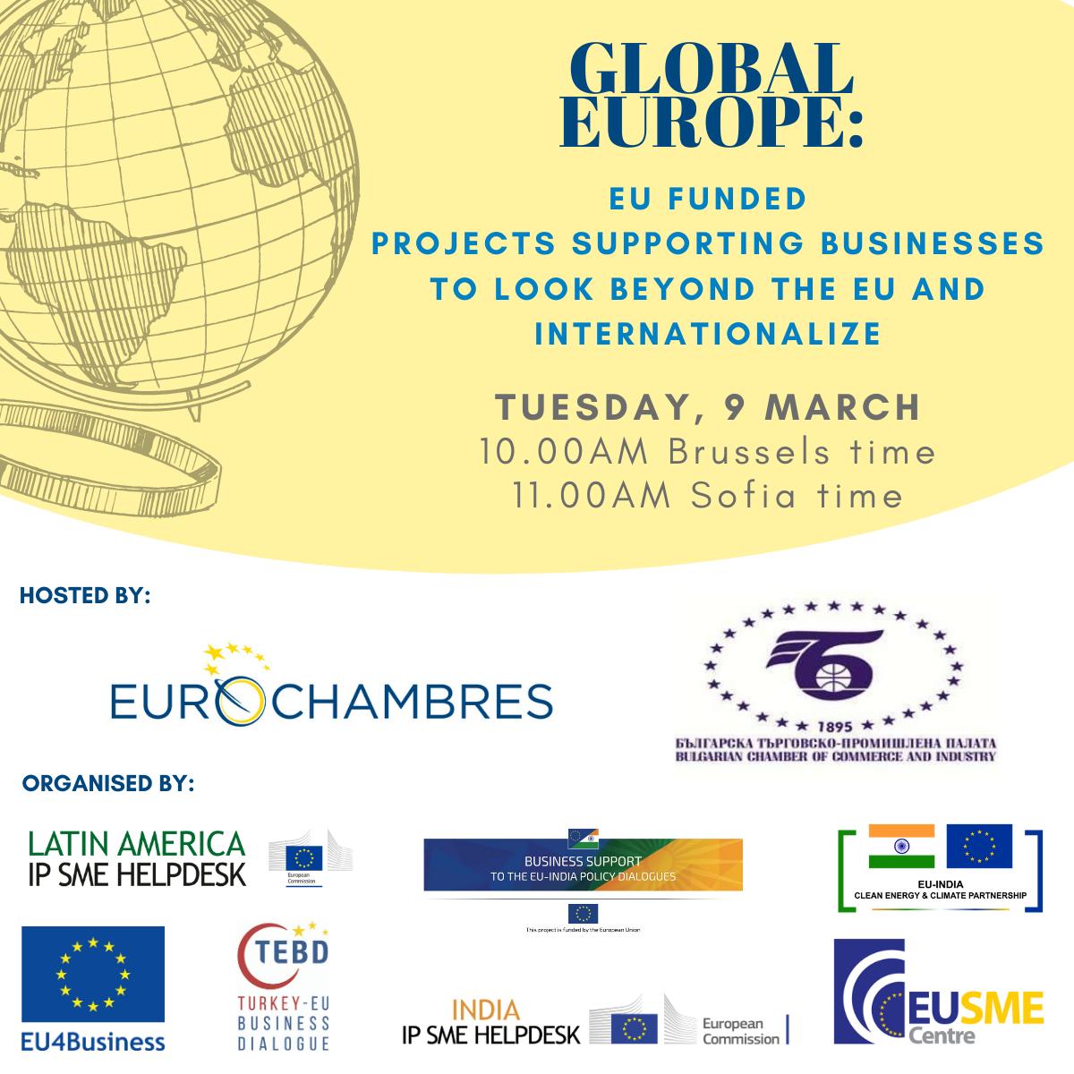 Global Europe Bulgaria Webinar