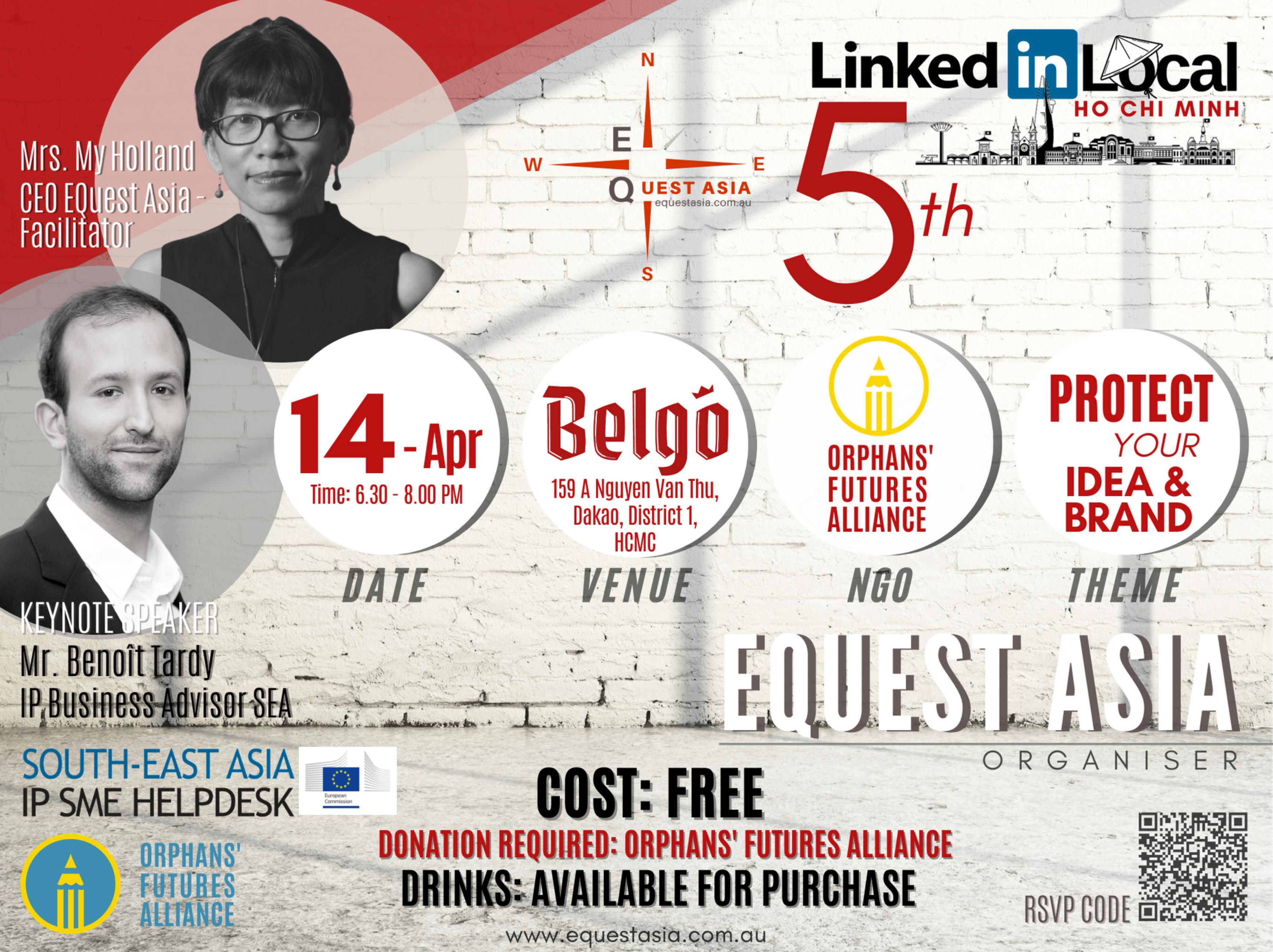 Onsite Event: Linkedinlocal #5 in Ho Chi Minh City