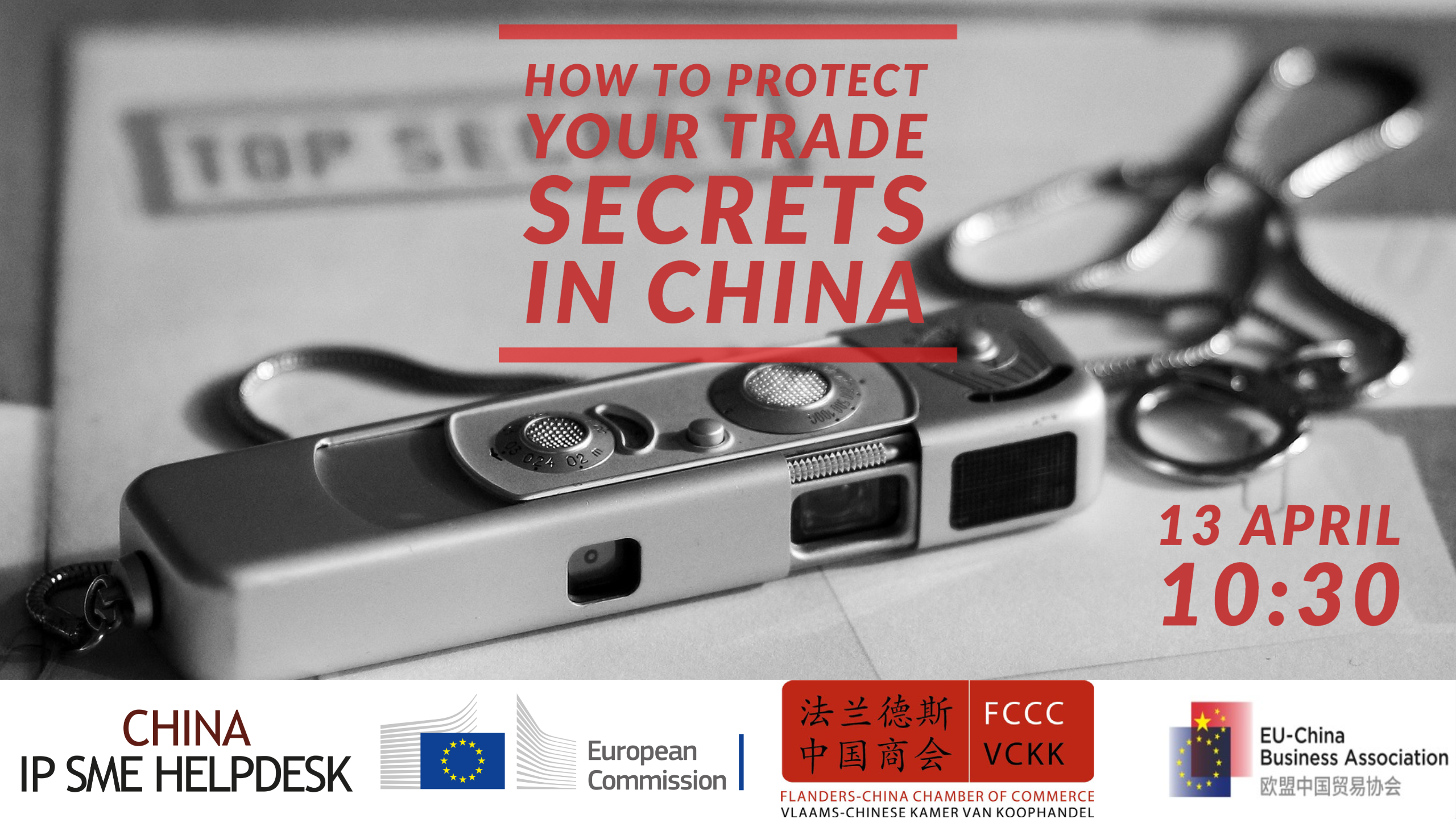 How to protect your trade secrets in China