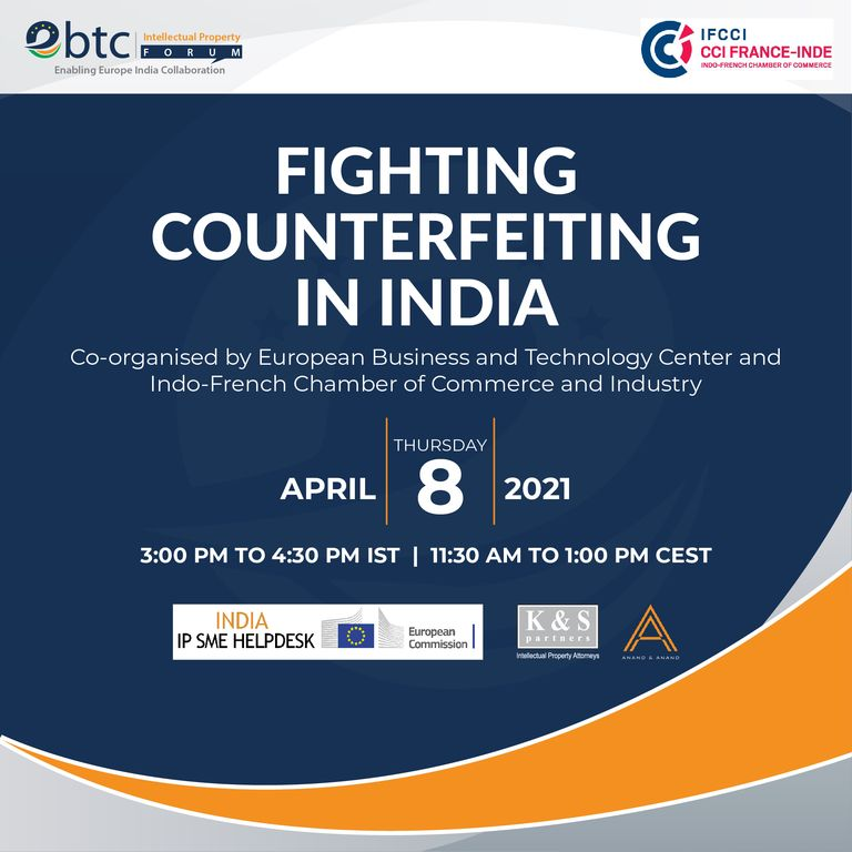 Fighting counterfeiting in India