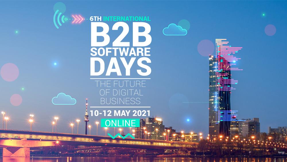 "b2b (""SoftWareDays"",21) #future of digital business"