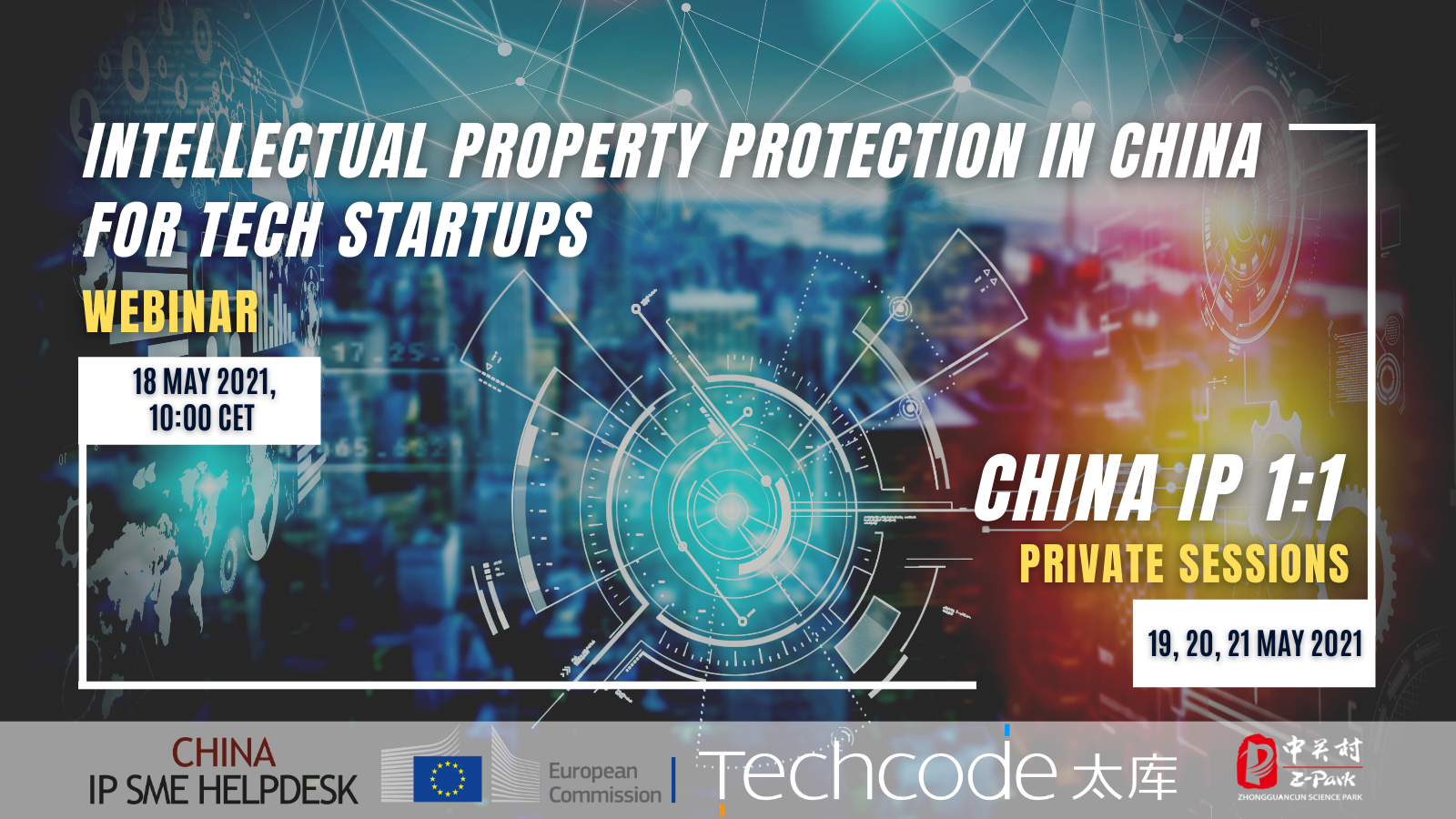 IP protection in China for European tech startups