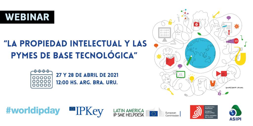 webinar World IP Day 2021