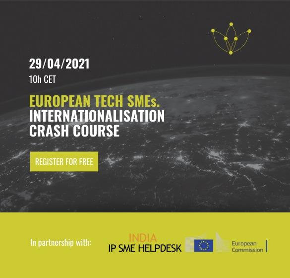 International Crash Course - European Tech SMEs