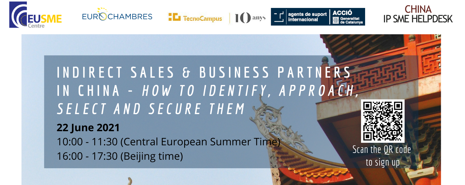 Indirect Sales & Business Partners in China: How to identify, approach, select and secure them