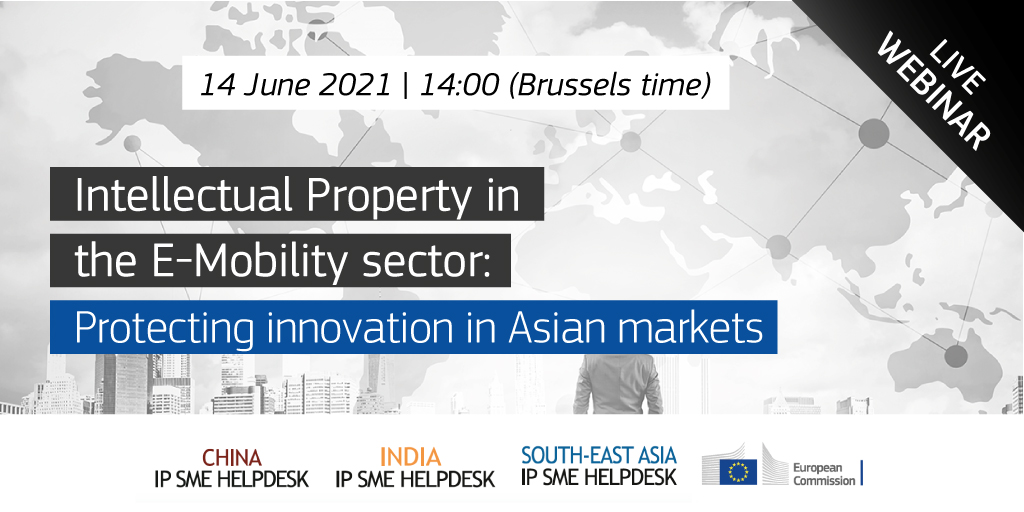 Intellectual Property in the E-Mobility sector: protecting innovation in Asian markets