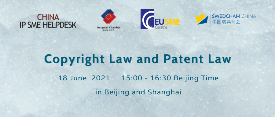 Overview of the Revised Patent Law and Copyright Law