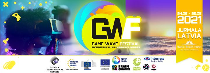 GAME WAVE FESTIVAL 2021