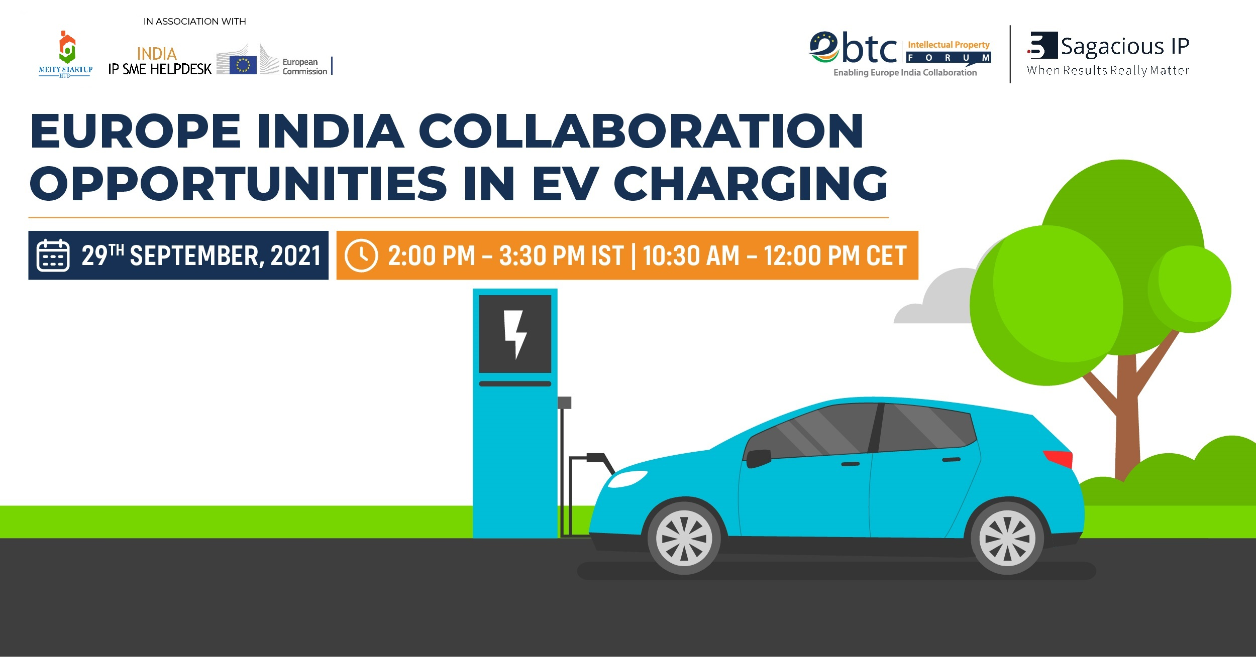 Europe India Collaboration Opportunities in EV Charging