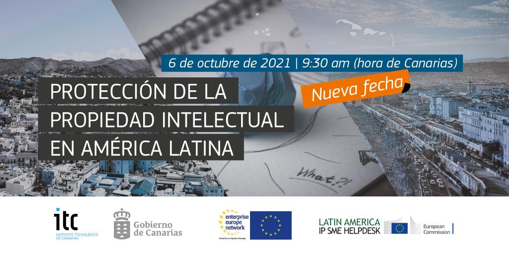 Protección de la propiedad intelectual en América Latina