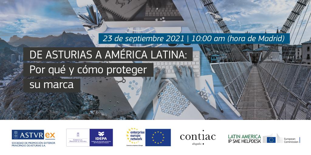 De Asturias a América Latina: por qué y cómo proteger su marca
