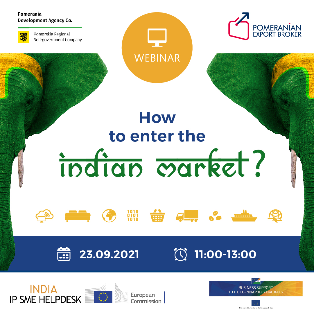 How to enter the Indian market?