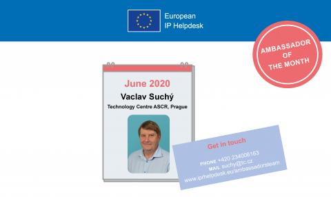June2020: Vaclav Suchý, Czech Republic