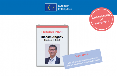 October 2020, Hicham Abghay, Germany