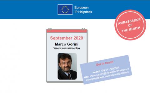September 2020, Marco Gorini, Italy