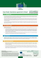 Coexistence agreement in Brazil
