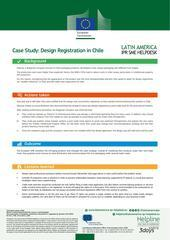 Design registration in Chile