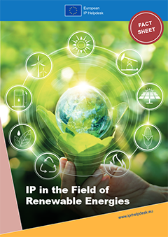 IP in the Field of Renewable Energies