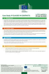 IP clauses in contracts