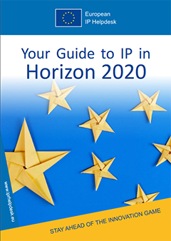 Your Guide to IP in Horizon 2020