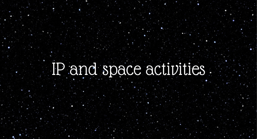 IP and space activities