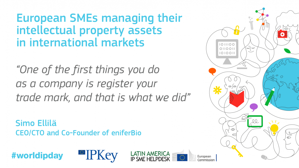 IP & SMEs: Taking your ideas to the market